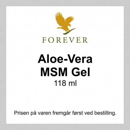 Aloe MSM Gel - FLP
