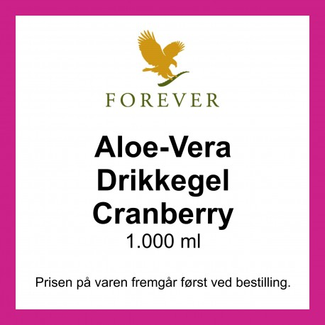 Aloe Vera Drikkegel (715)