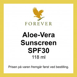 Aloe Sunscreen - FLP